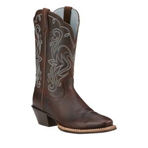 Ariat • Legend Western Square Toe Boots